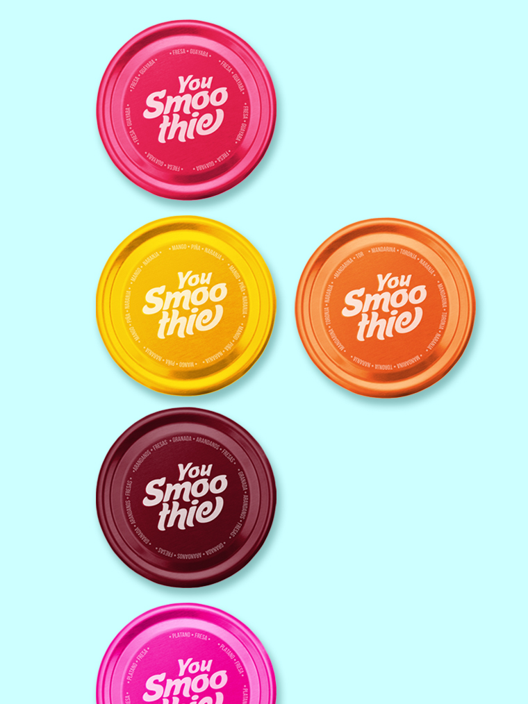 You Smoothie Caps